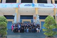 Diễn đàn Security Bootcamp 2017 đã diễn ra thành công tại Tp. Nha Trang