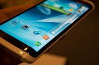 """Samsung đăng kí bản quyền thương hiệu """"Galaxy Note Edge"""", dùng cho smartphone màn hình uốn cong?"""