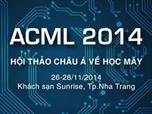 ACML lần thứ năm sẽ diễn ra tại khách sạn Sunrise Nha Trang các ngày 26, 27, 28 tháng 11/2014
