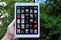 iPad sắp được trang bị màn hình chống chói