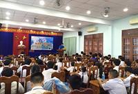 Thi Tin học trẻ tỉnh Khánh Hòa lần thứ 22