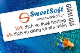 Công ty Phần Mềm Thiết kế web SweetSoft