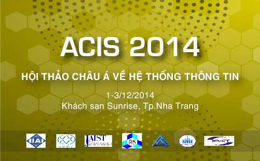Hội thảo Châu Á về hệ thống thông tin