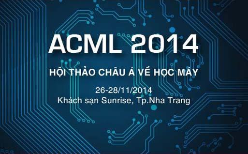 Hội thảo Châu Á về học máy