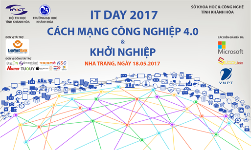 IT Day 2017: Cách mạng công nghiệp 4.0 và Khởi nghiệp
