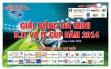 Giải bóng đá B.IT Cup lần thứ V - IT Cup lần thứ VI năm 2014